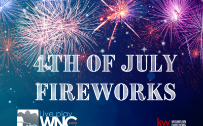 WNC 4th of July Fireworks 2020