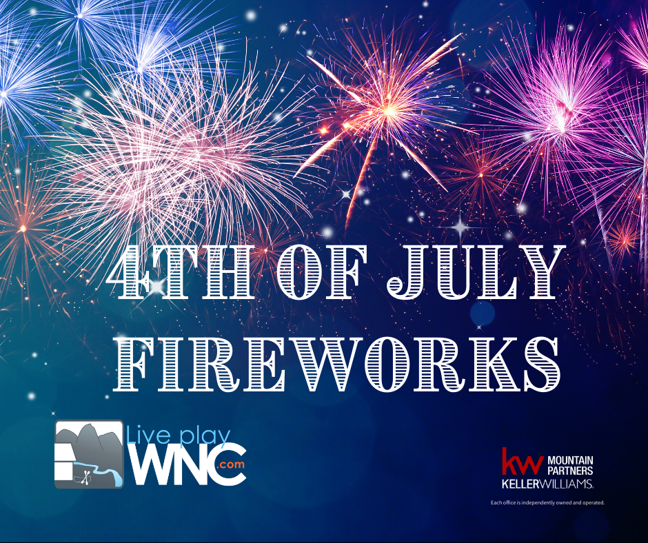Henderson County and WNC Fireworks 2020